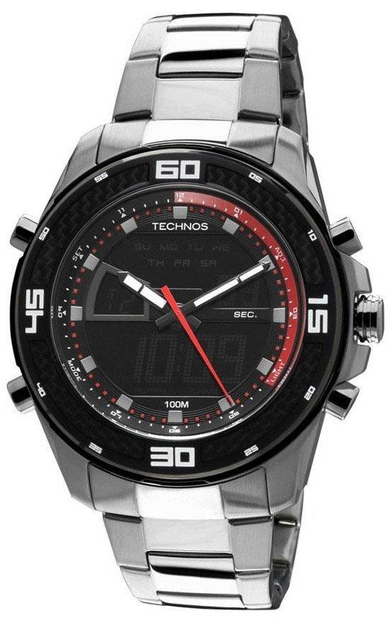 f97796265b1 Relógio Technos Masculino Clássico Anadigi