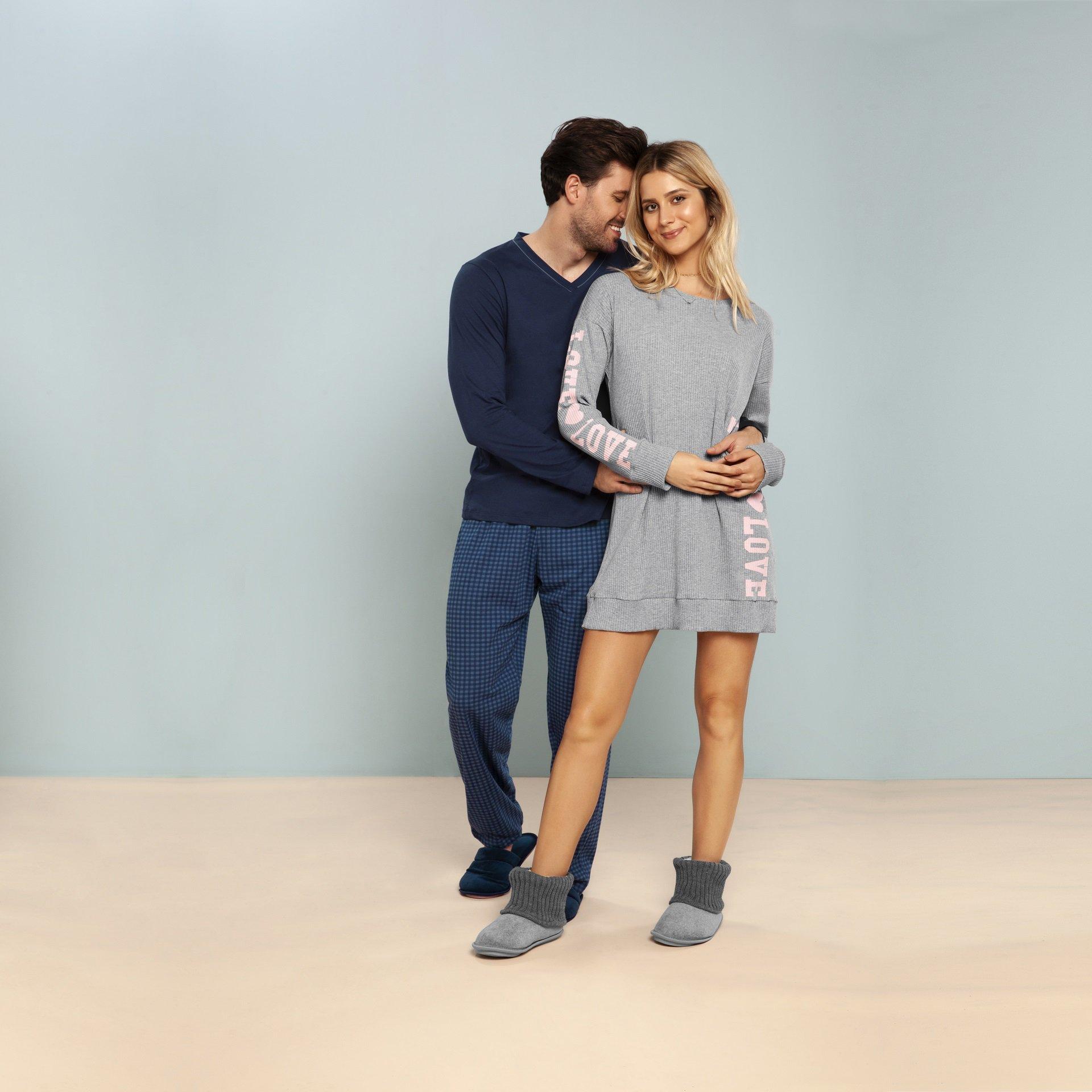 Pijamas Mensageiro dos Sonhos para aquecer os corações no Dia dos Namorados