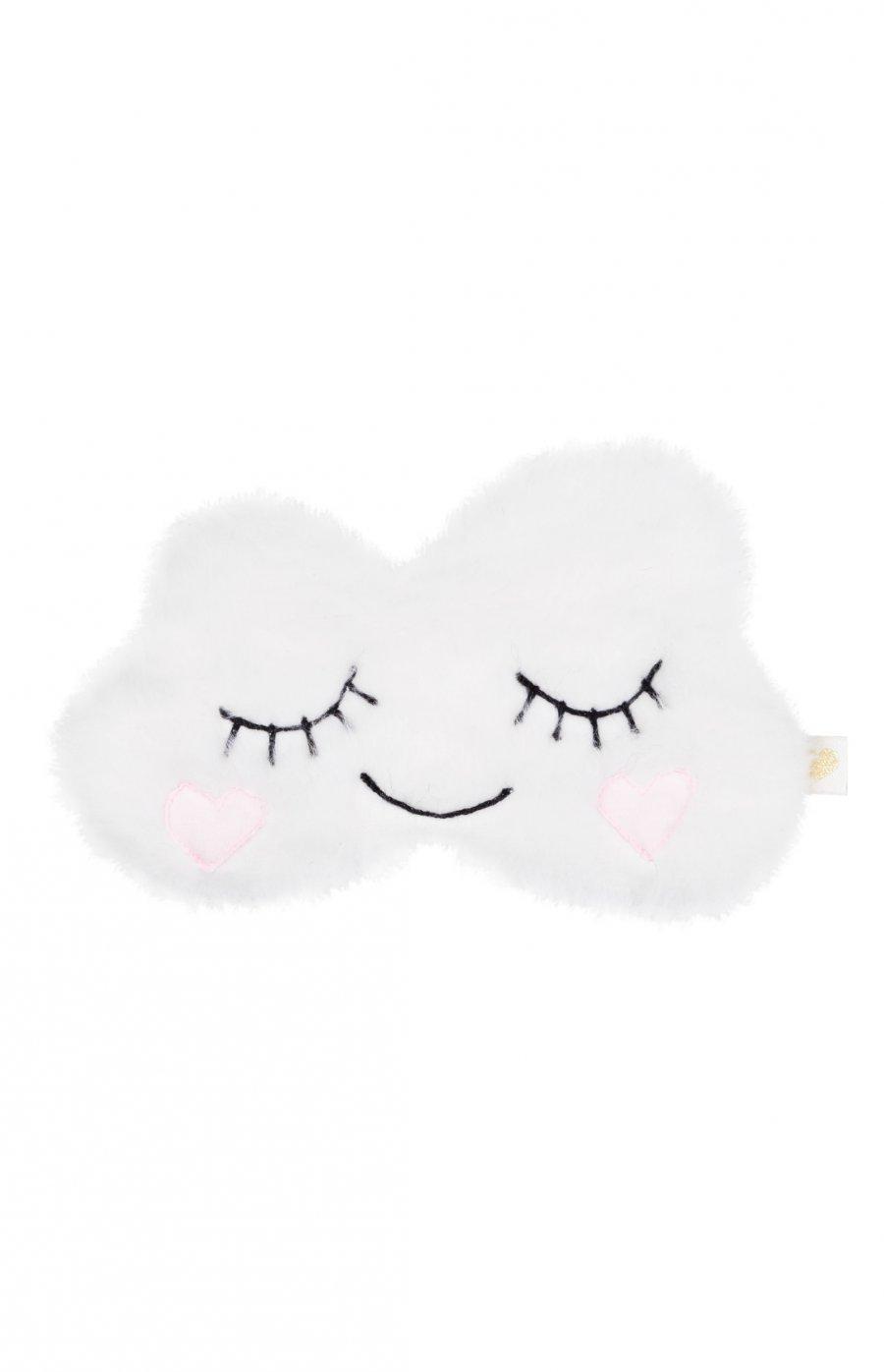 Máscara de Dormir Com Embalagem Nuvem Verão 2019