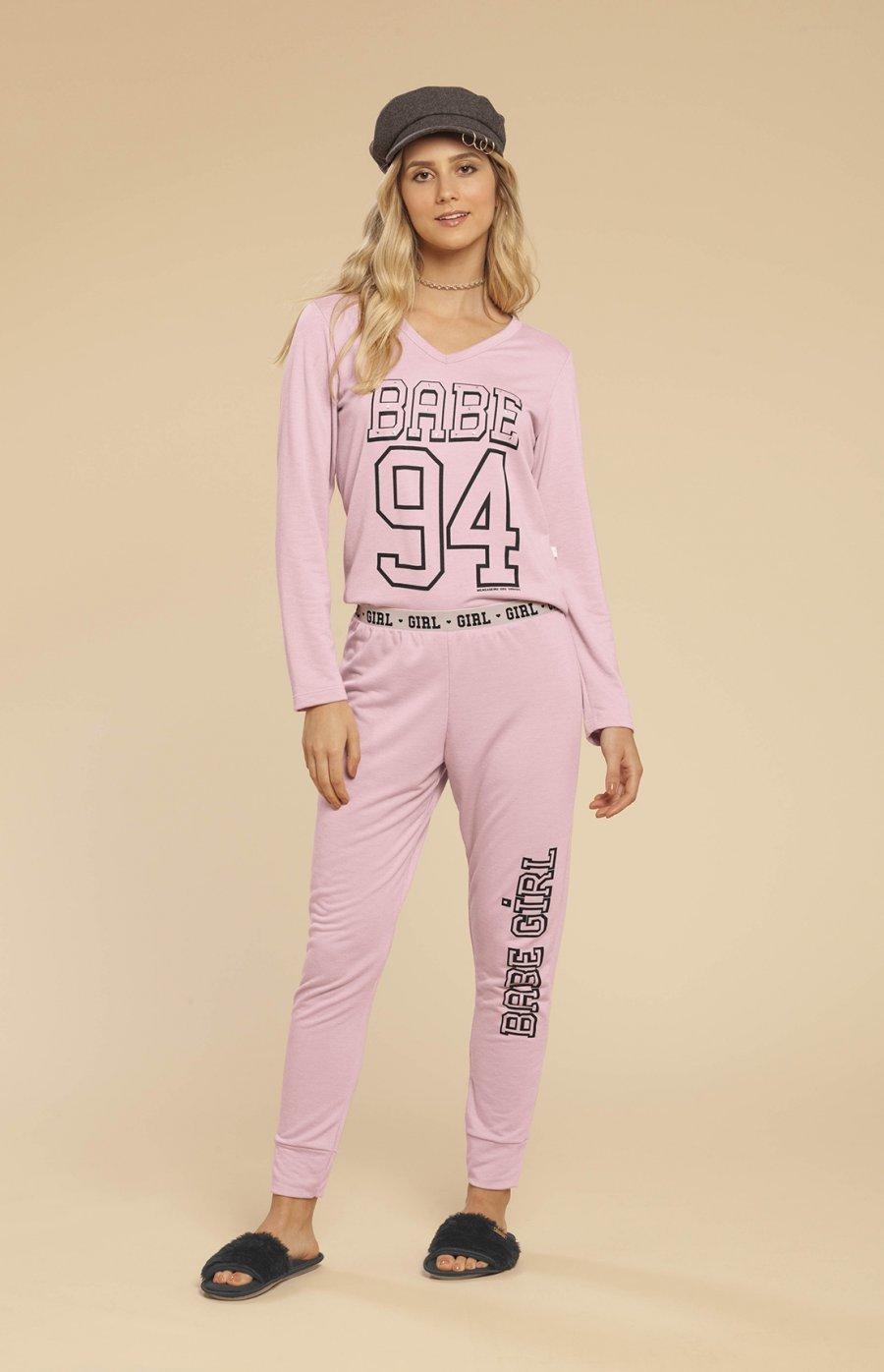 Pijama College Inverno 2019 CLOUD CLUB