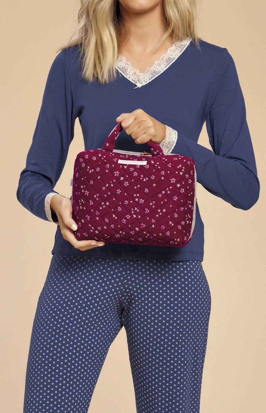Necessaire Star Inverno 2019 CLOUD CLUB