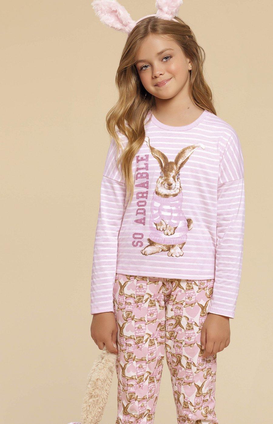 Pijama Infantil Miguxo Inverno 2019 CLOUD CLUB