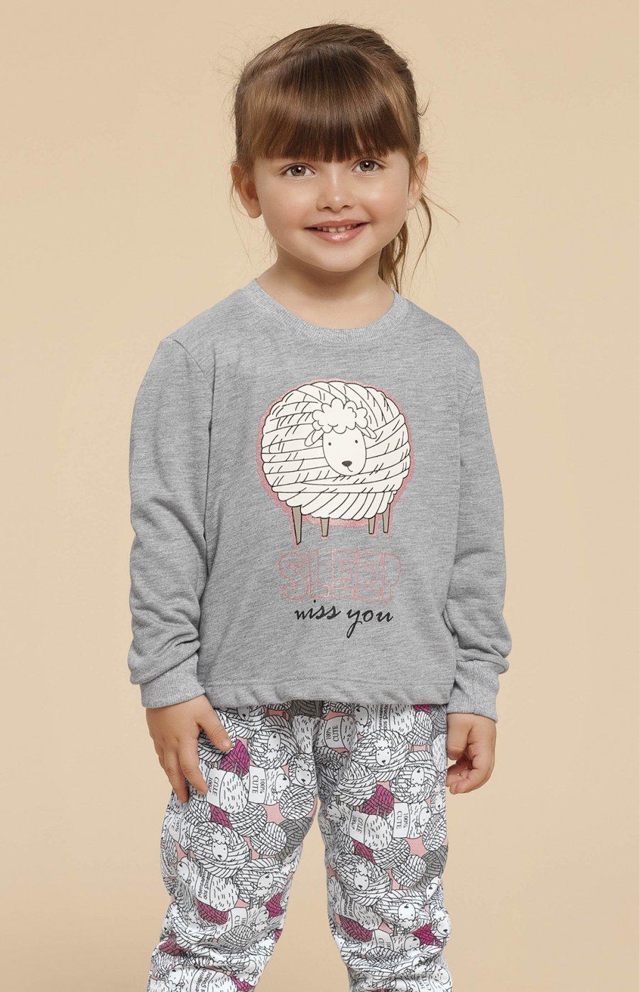 Pijama Baby Cute Sheep Inverno 2019 - Pré-Venda CLOUD CLUB