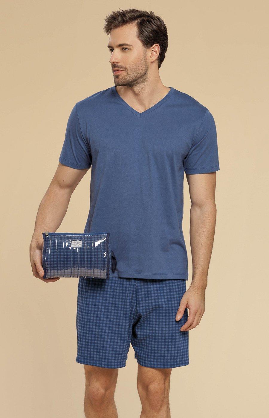 60b5cf98d Encontre Conjunto de pijama masculino em malha | Multiplace