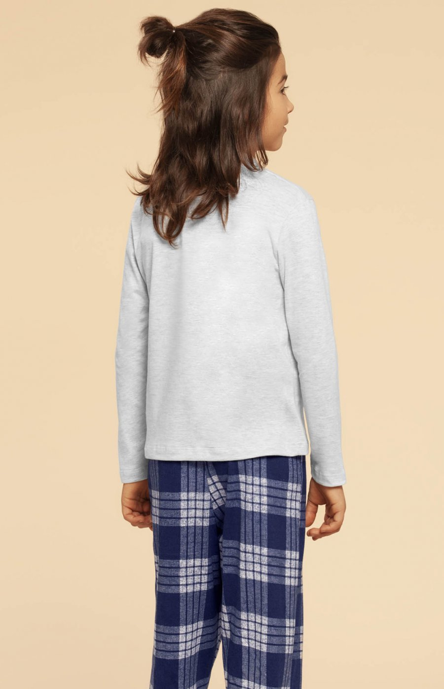 Pijama Infantil Meia Malha Family Dog Inverno 2019 PROMO