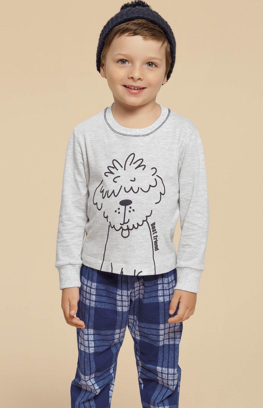 Pijama Baby Meia Malha Family Dog Inverno 2019 CLOUD CLUB