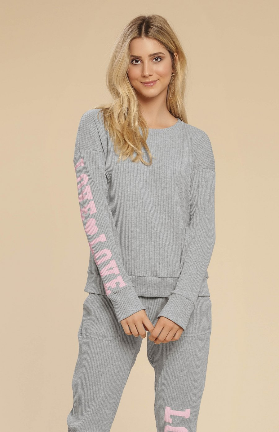 Pijama Ribana Love Yourself Inverno 2019 CLOUD CLUB