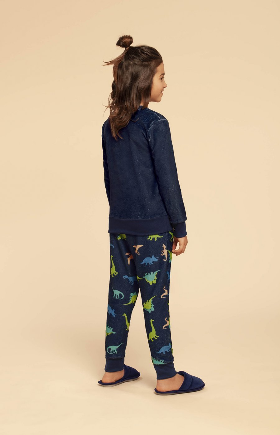 Pijama Infantil Soft Dino Inverno 2019 PROMO