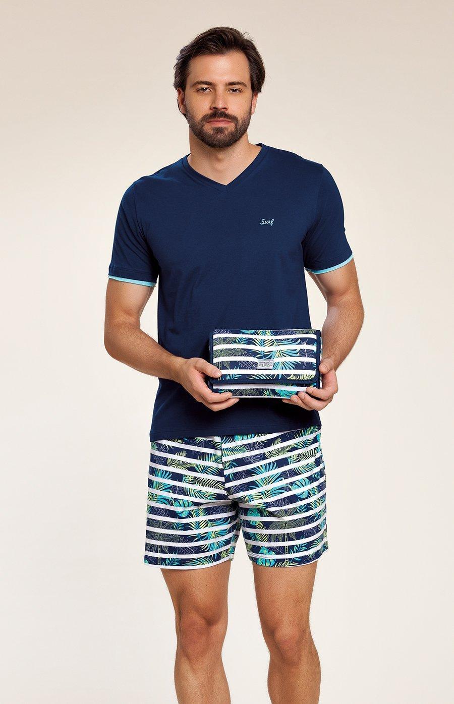 Pijama 100% Algodão Summer Verão 2020 MIAMI DREAMS