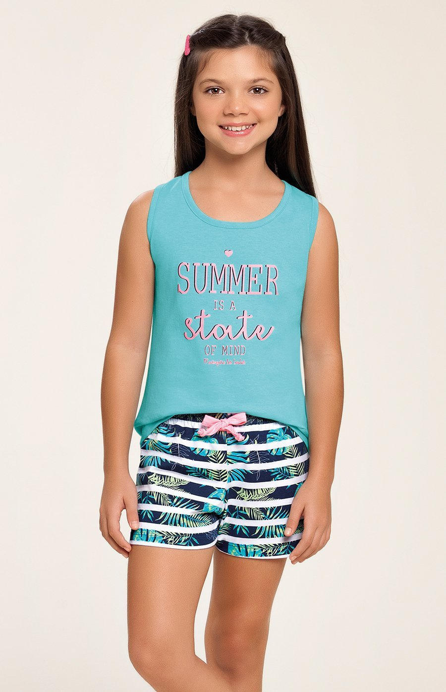 OUTLET Short Doll Teen 100% Algodão Summer Verão MDS