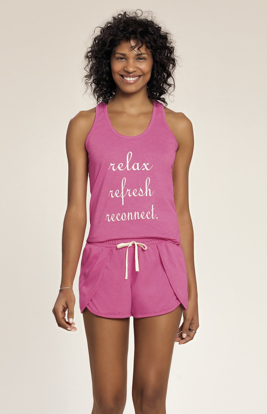 PINK FRIDAY Short Doll Natureza Relax Verão 2020 MIAMI DREAMS