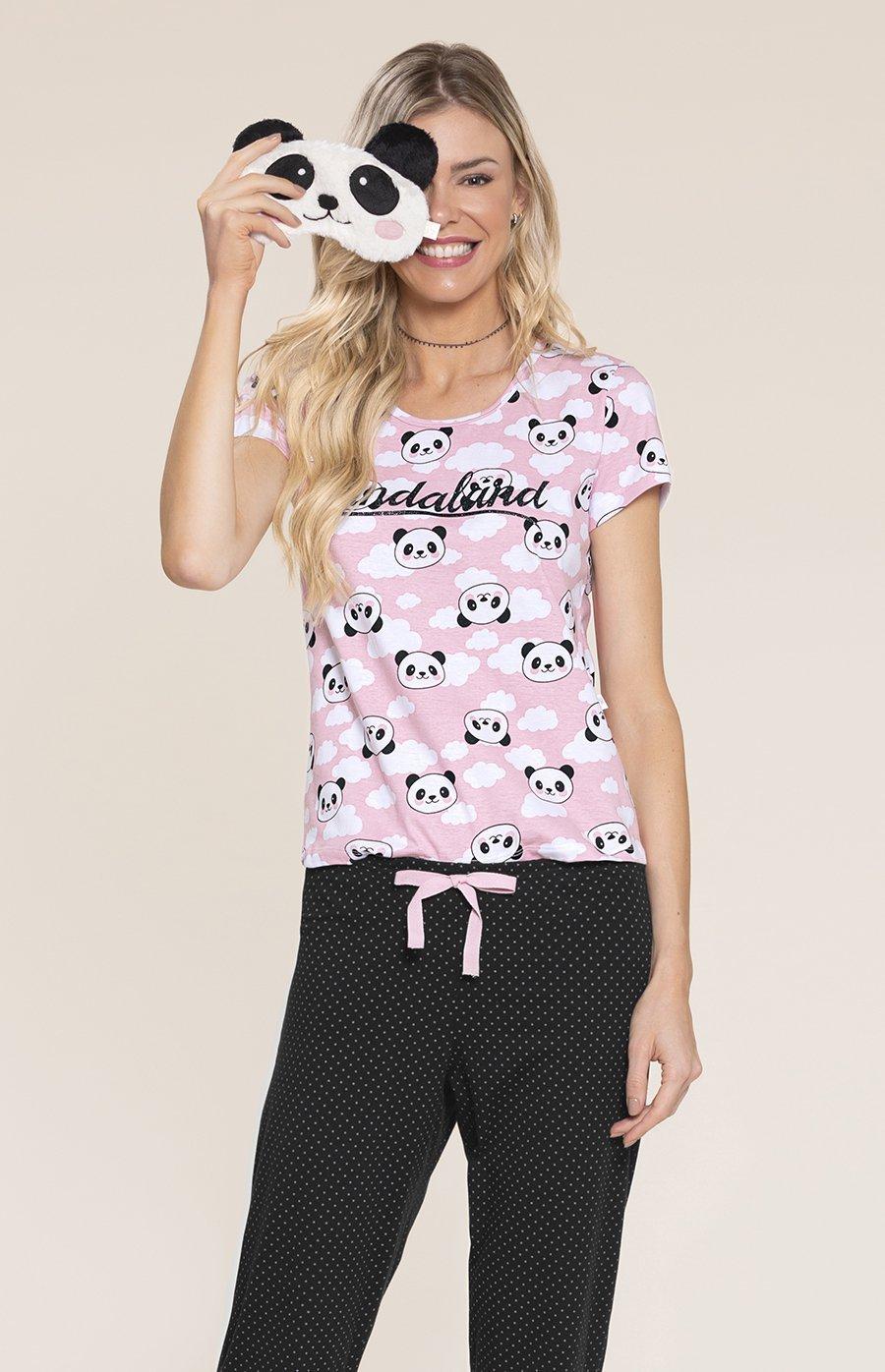 Pijama Teen 100% Algodão Fun Inverno 2020 SWEET STORIES