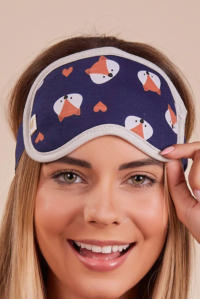 OUTLET Máscara de Dormir Fox Inverno MDS