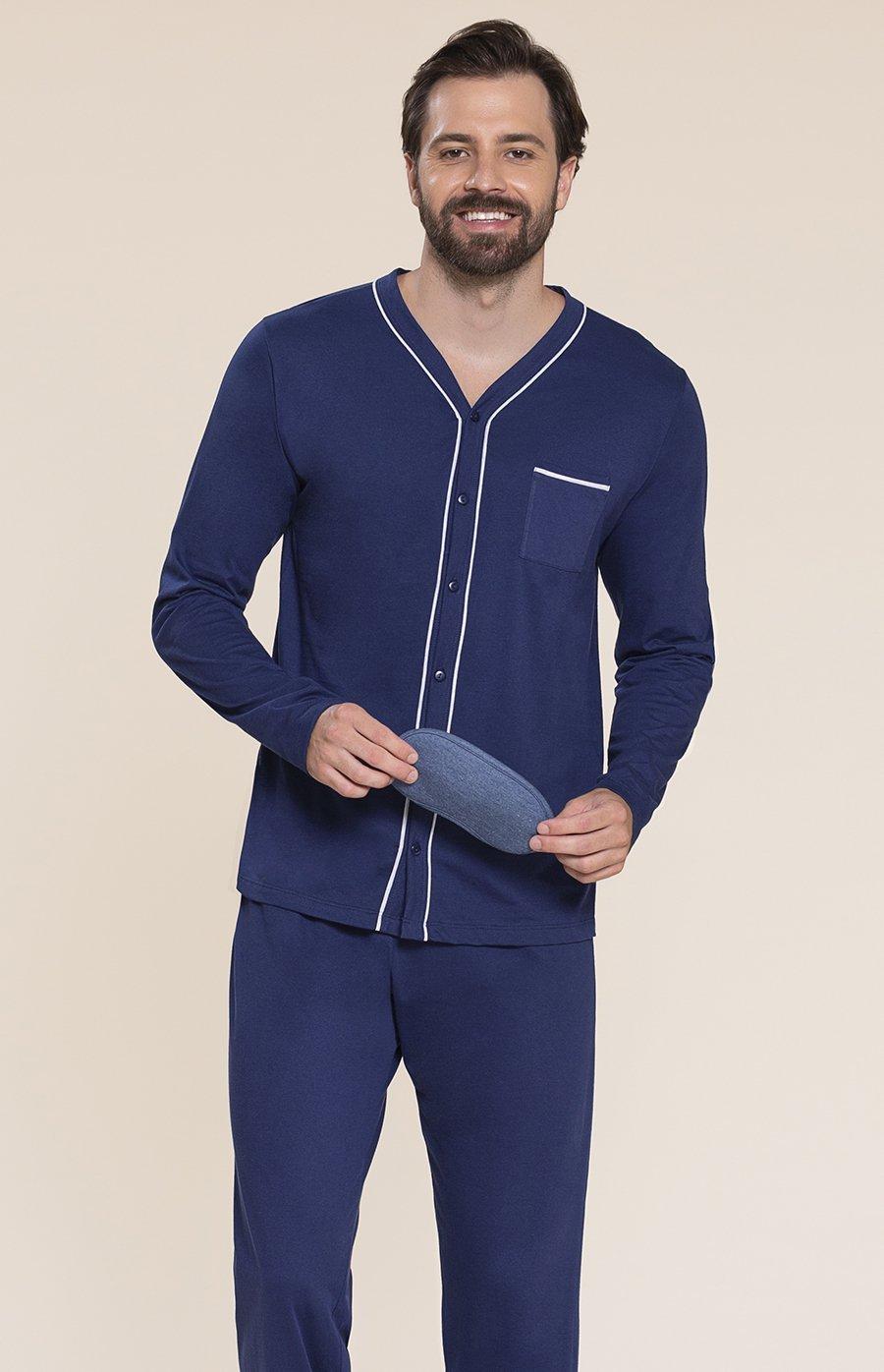 OUTLET Pijama 100% Algodão Strong Inverno MDS
