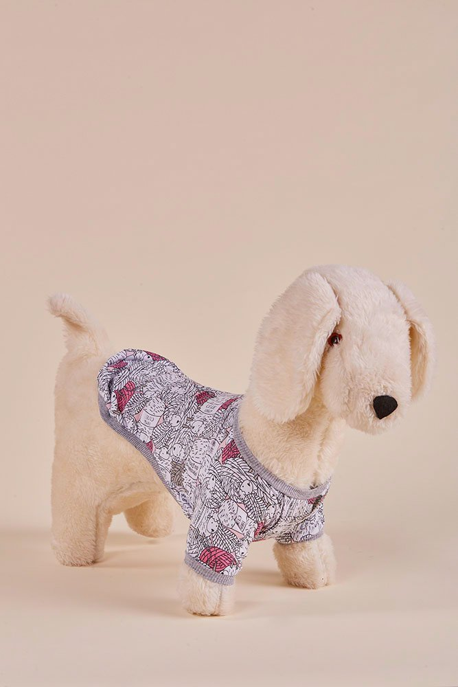 OUTLET Pijama Pet Cute Sheep MDS