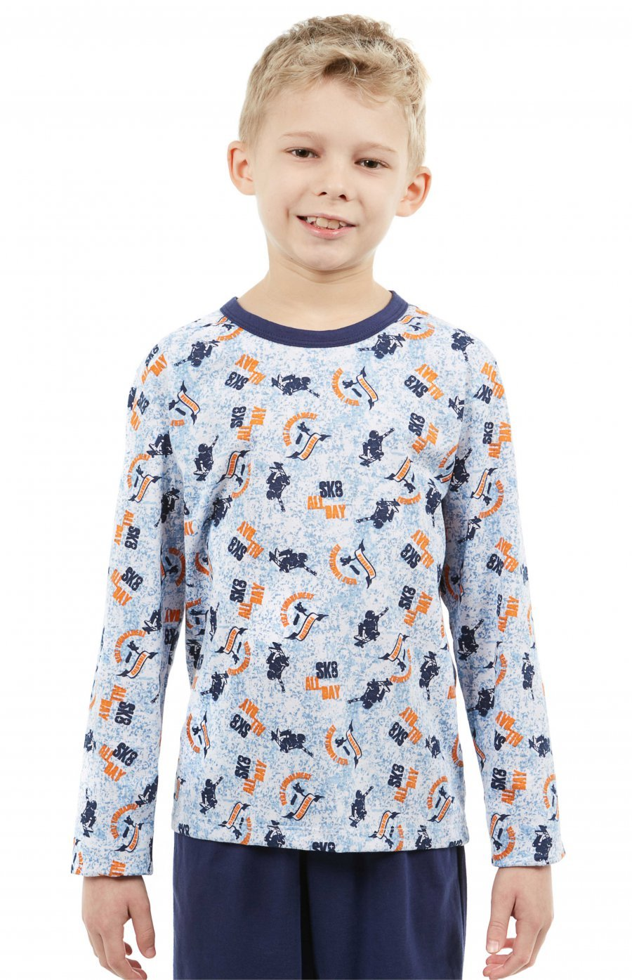 LANÇAMENTO Pijama Infantil 1/2 Malha Kids Fun ESPECIAL DIA DOS PAIS Inverno 2020