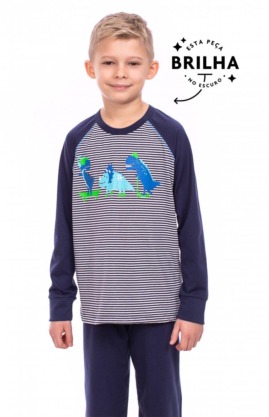 LANÇAMENTO Pijama Infantil Kids Fun ESPECIAL DIA DOS PAIS Inverno 2020