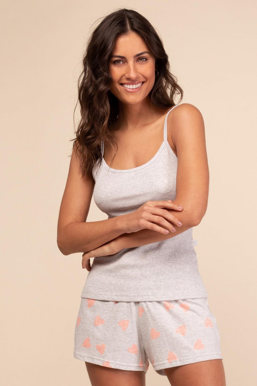 Pijama At Home Happy Moments Verão 2021