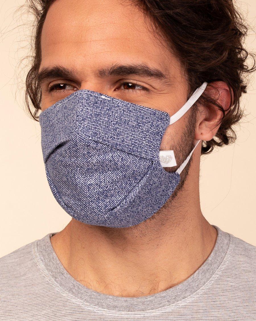 PROMO INVERNO Máscara de Proteção 100% Algodão Moderno MDS