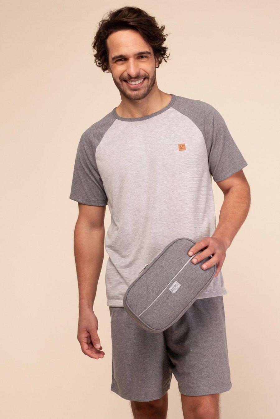 Pijama Equilíbrio Happy Moments Verão 2021