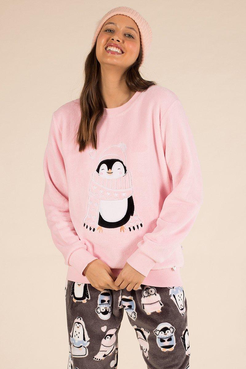LANÇAMENTO Pijama Soft Fofura A Princesa Moderna Inverno 21 MDS