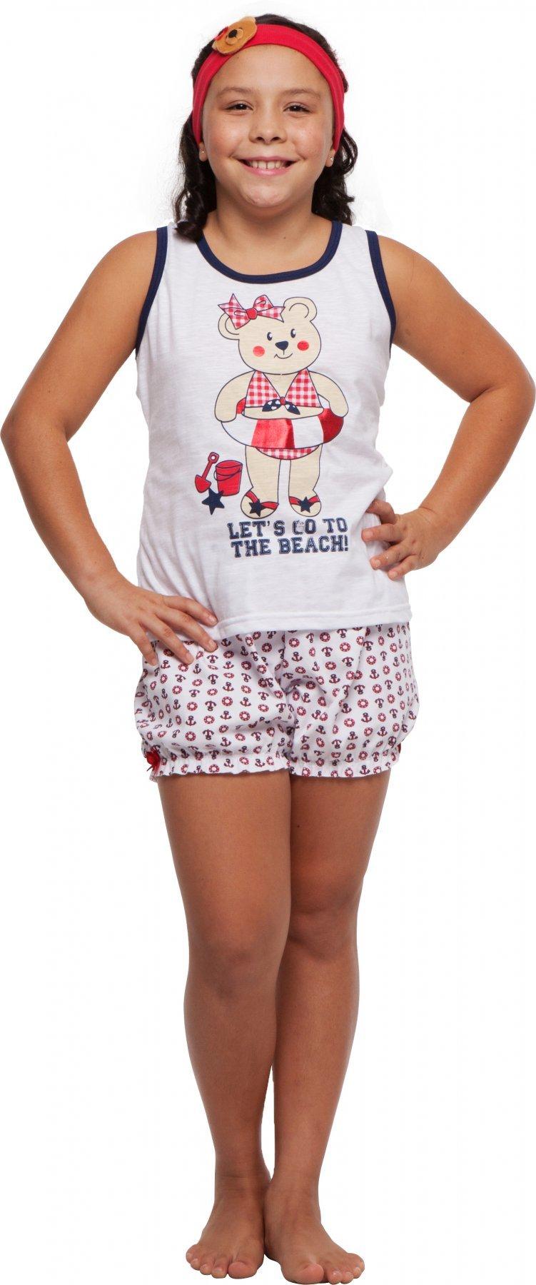 Short Doll Infantil Promoção