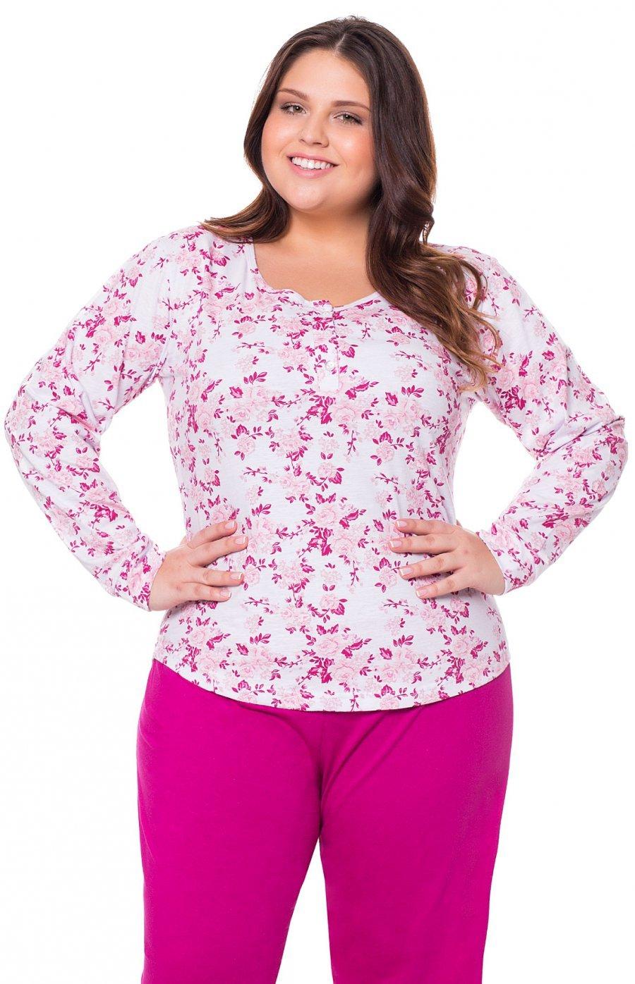 Pijama Longo Dream (Plus Size)