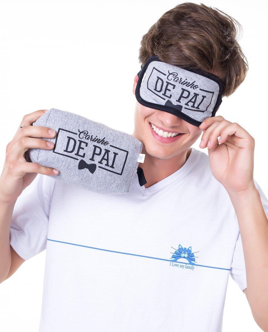 Kit Presente Necessaire + Máscara Masculino Verão 2017