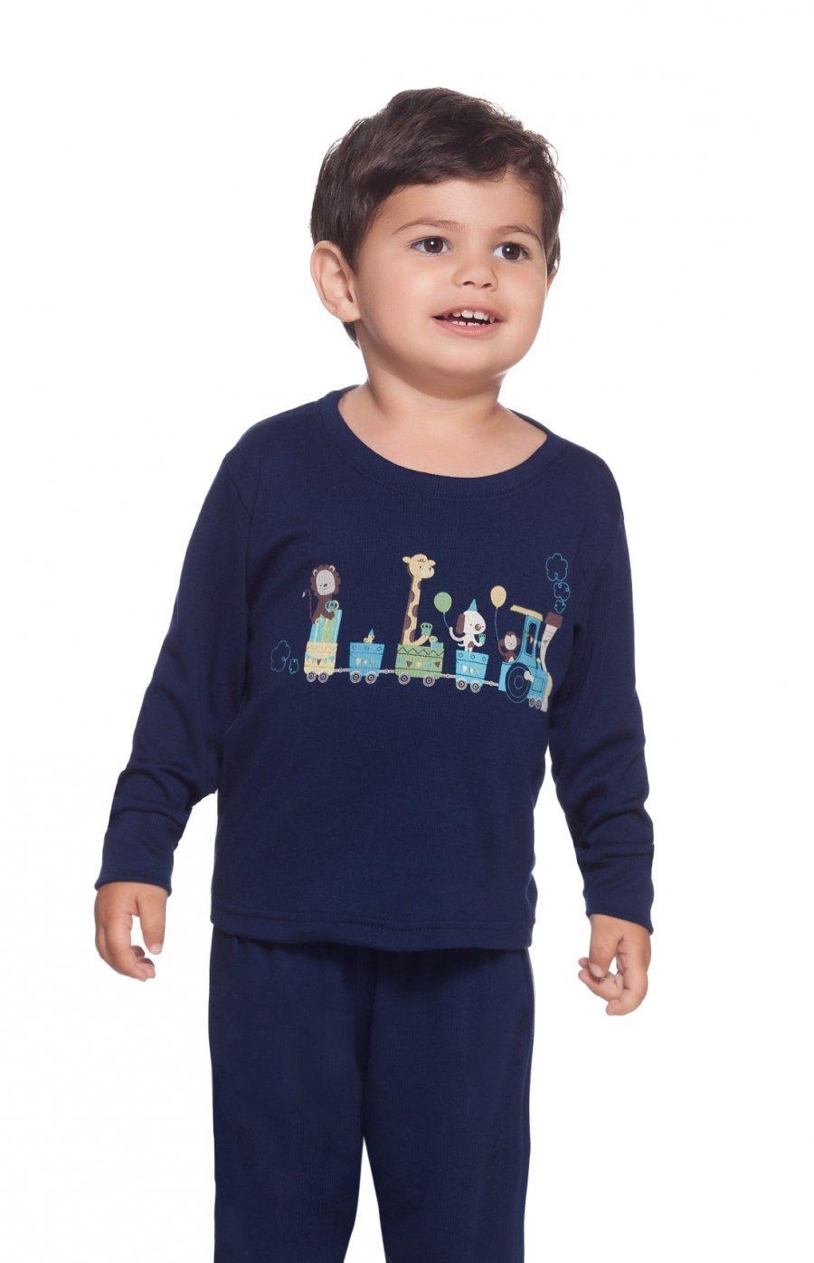 Pijama Rib Baby Inverno 2017