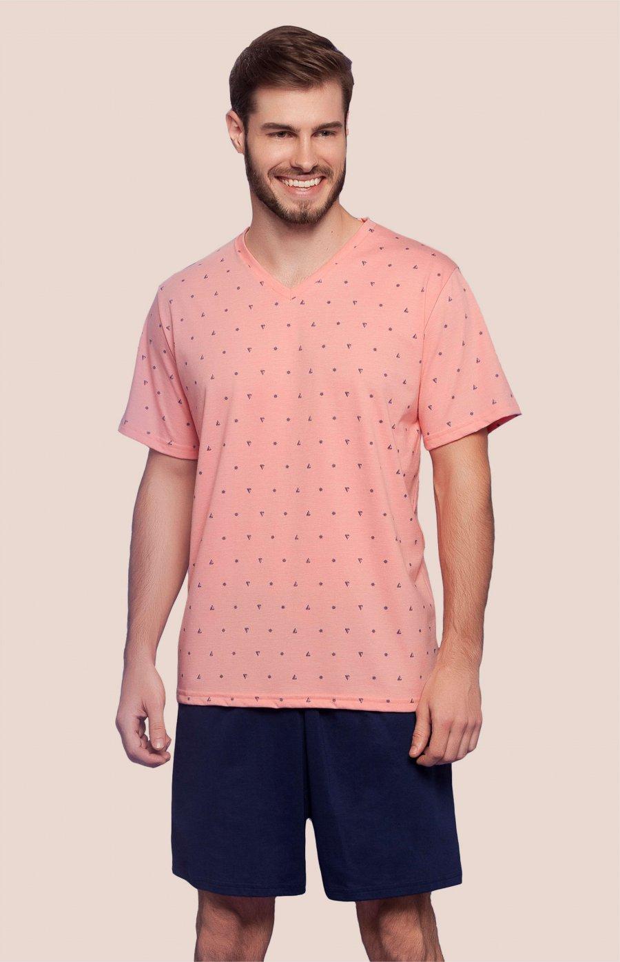 OUTLET Pijama Masculino Eu Quero Praia Verão MDS