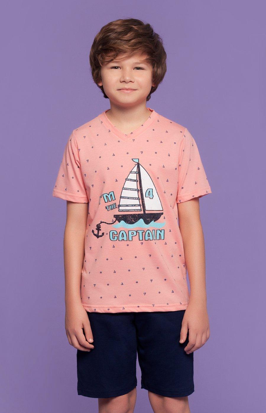 Pijama Infantil Eu Quero Praia Verão 2018