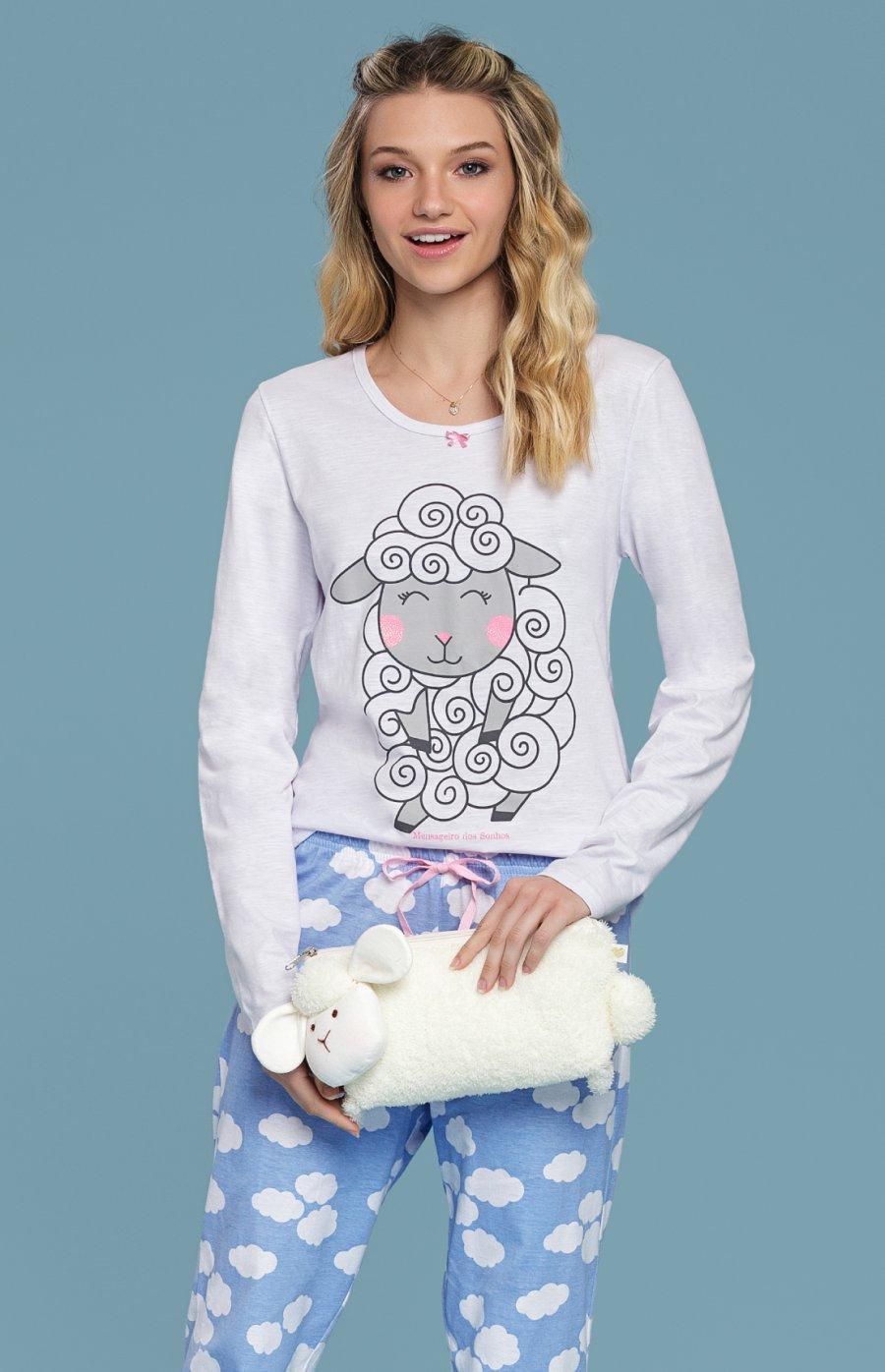 Pijama Longo Sonhar PROMO Inverno 2018