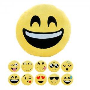 Almofada Emoji 35cm Sortida 90794 - Issam