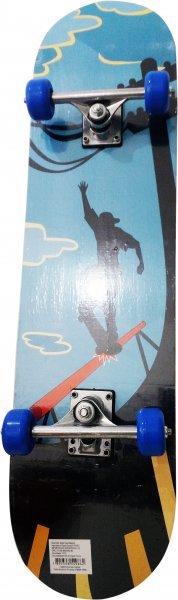 Skate Sport 4 Rodas Sortido FUSK1700 - Futuro