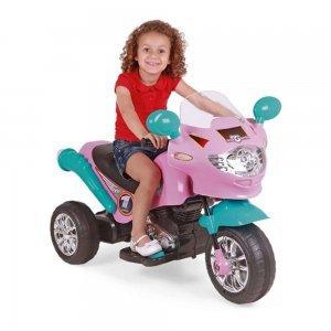 Moto Elétrica Infantil Speed Chopper 247 - Home Play