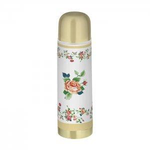Garrafa Térmica Inox 750ml Roses 839039 - Issam
