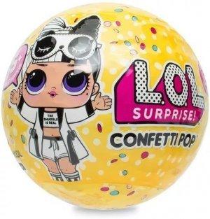 Boneca LOL Confetti Pop 8906 - Candide