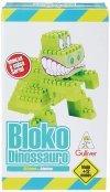 Bloko Dinossauro com 96 blocos 5093 - Gulliver
