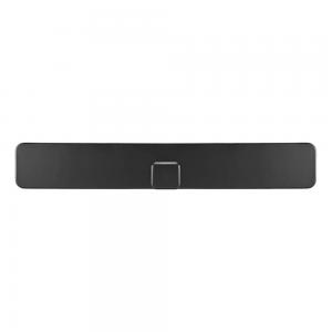 Antena Interna Passiva De Tv Analógica E Digital 4 Em 1 Ultrafina RE212 - Multilaser