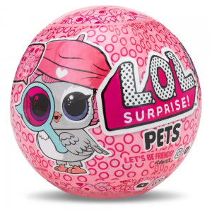 Boneca  LOL Pets 8905 - Candide