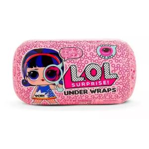 Boneca Lol Under Wraps 8911 - Candide