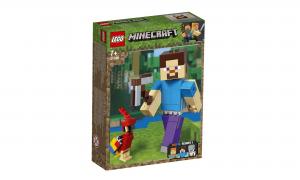 Grande Steve com o Papagaio 21148 - LEGO