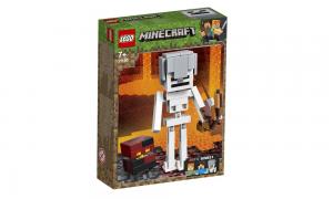 Grande Esqueleto com o Cubo Magma 21150 - LEGO