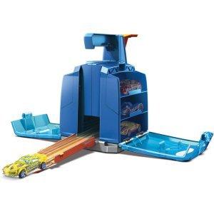 Hot Wheels Track Builder Caixa Lançadora GCF92 - Mattel