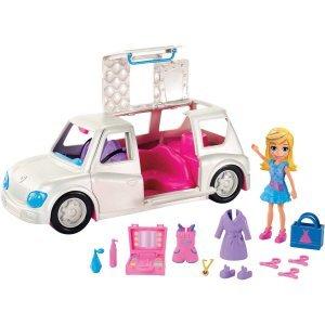 Boneca Polly Pocket Limousine Fashion GDM19 - Mattel
