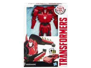 Transformers Robots In Disguise - Sideswide - Hasbro