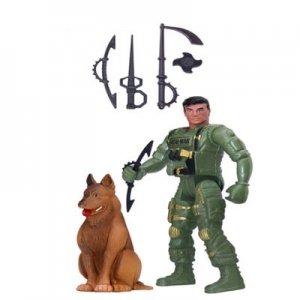 Boneco Patrulha - Forças de Defesa - BS Toys