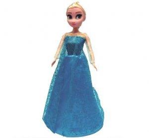 Princesas Dançarinas Frozen - Elsa bate e volta FR15019 Zippy Toys