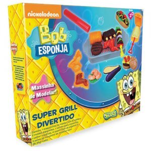 Super Grill Divertido Bob Esponja - Sunny