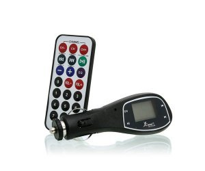Transmissor FM p/ Carro 3 em 1 FM-033DM - Knup
